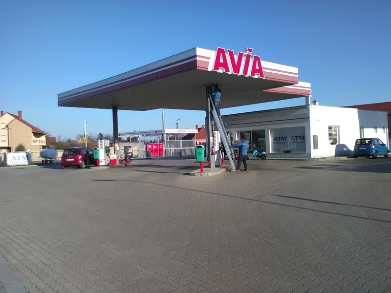 Avia benzinkút vélemény